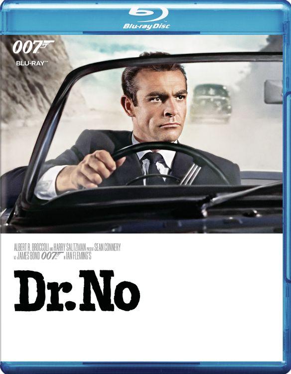 Dr. No [Blu-ray] [1962] 4397205