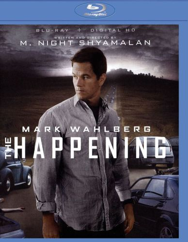 The Happening [Blu-ray] [2008] 4397206