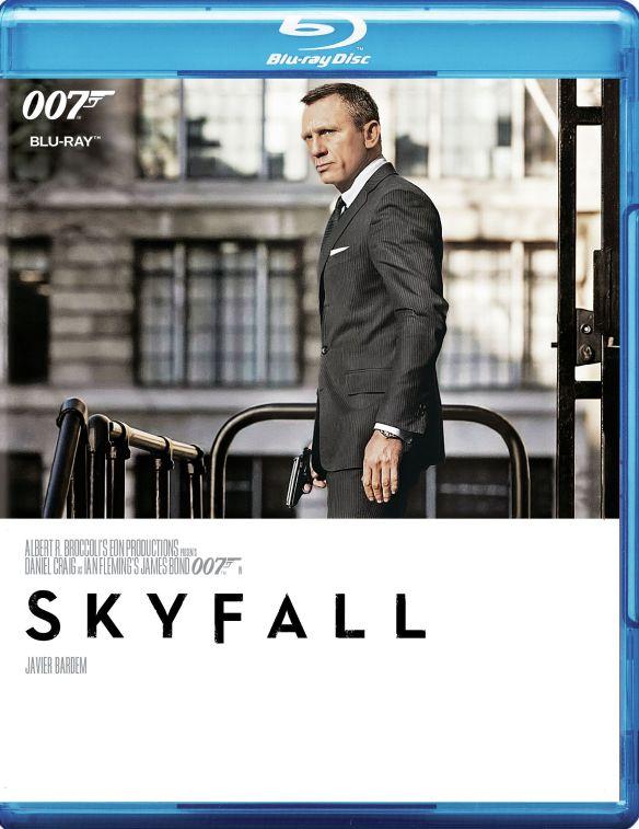 Skyfall [Blu-ray] [2012] 4397207