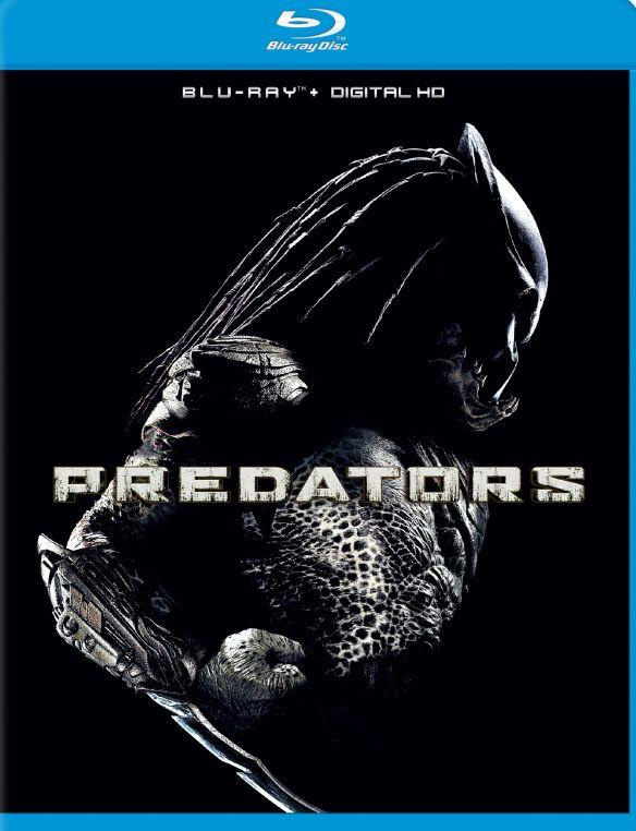 Predators [Blu-ray] [2010] 4397208