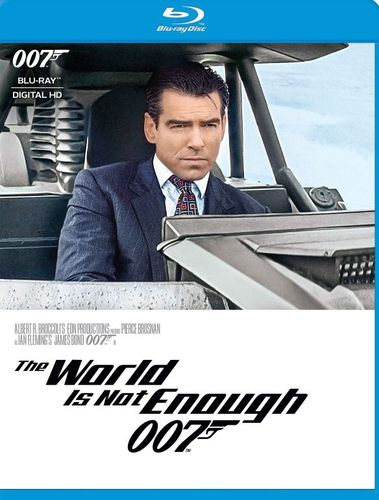 The World Is Not Enough [Blu-ray] [1999] 4397209