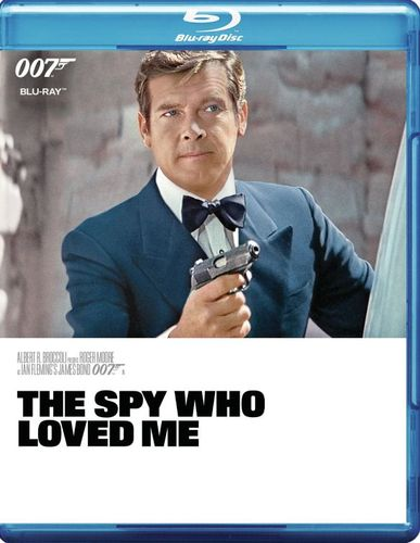 The Spy Who Loved Me [Blu-ray] [1977] 4397210