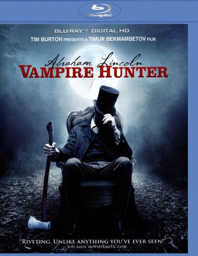 Abraham Lincoln: Vampire Hunter [Blu-ray] [2012] 4397212