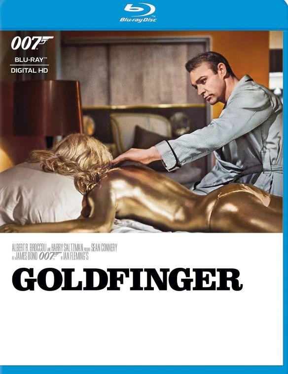 Goldfinger [Blu-ray] [1964] 4397215