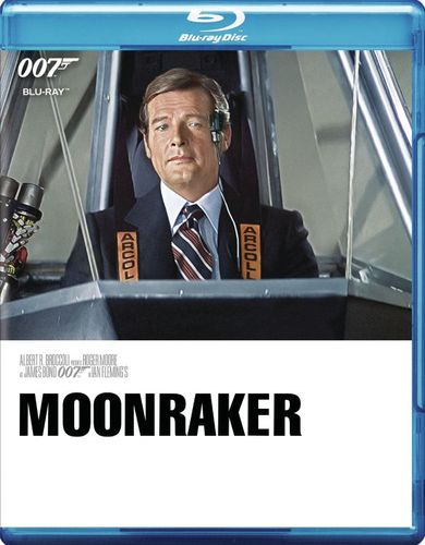 Moonraker [Blu-ray] [1979] 4397216