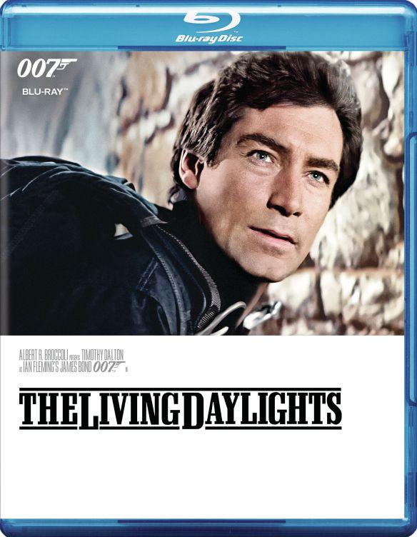 The Living Daylights [Blu-ray] [1987] 4397218