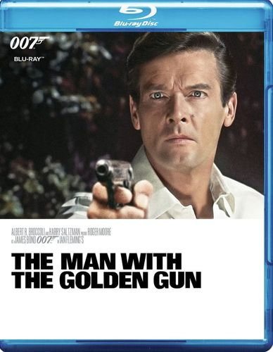 The Man with the Golden Gun [Blu-ray] [1974] 4397222