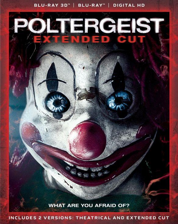 Poltergeist [3D] [Blu-ray] [Blu-ray/Blu-ray 3D] [2015] 4397223