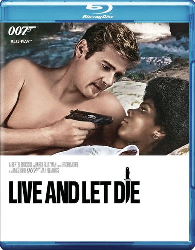 Live and Let Die [Blu-ray] [1973] 4397224