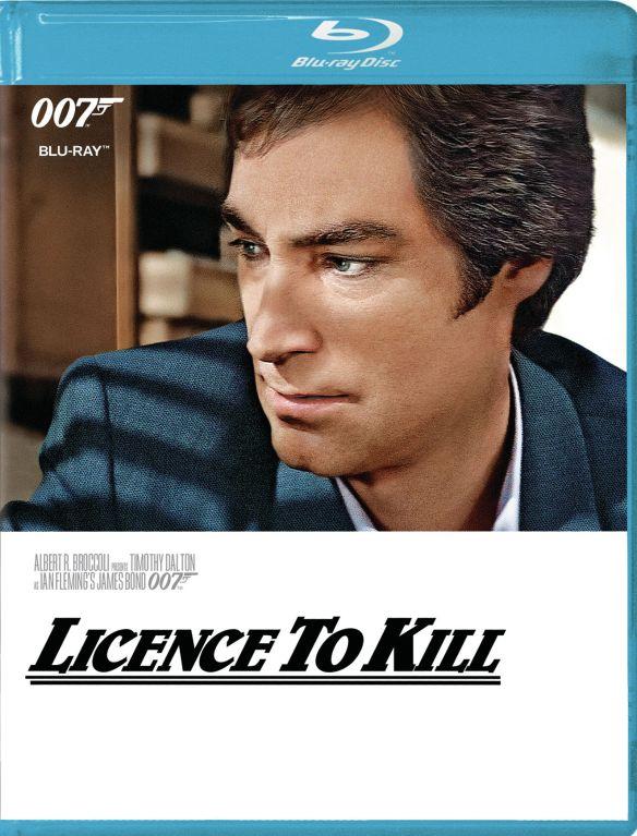 Licence to Kill [Blu-ray] [1989] 4397225