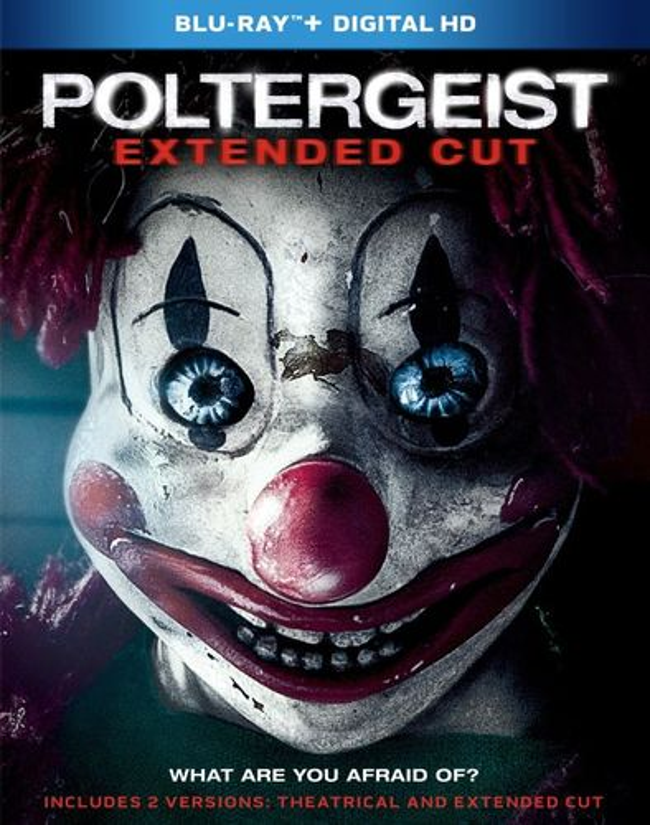 Poltergeist [Blu-ray] [2015] 4397226