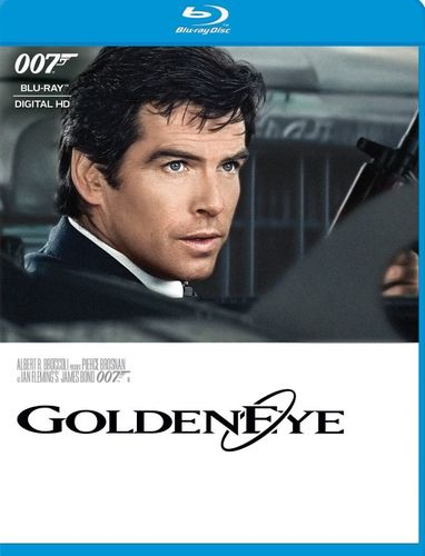 GoldenEye [Blu-ray] [1995] 4397227