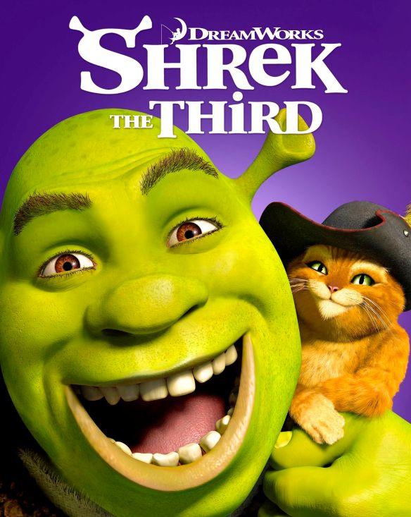 Shrek the Third [Blu-ray/DVD] [2 Discs] [2007] 4397302