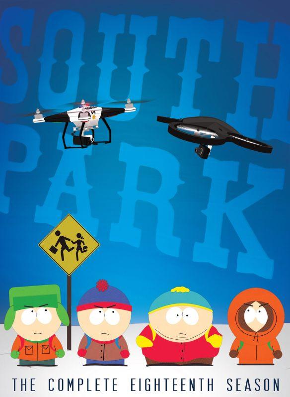 South Park: The Complete Eighteenth Season [2 Discs] [DVD] 4401202