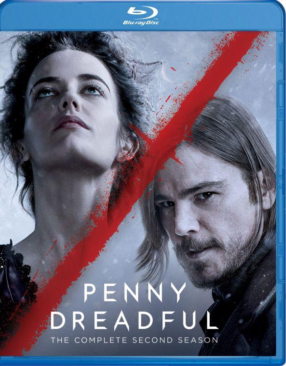 Penny Dreadful: Season Two [Blu-ray] [3 Discs] 4401203