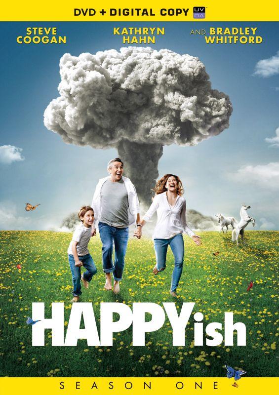 Happyish: Season One [Includes Digital Copy] [UltraViolet] [2 Discs] [DVD] 4401204