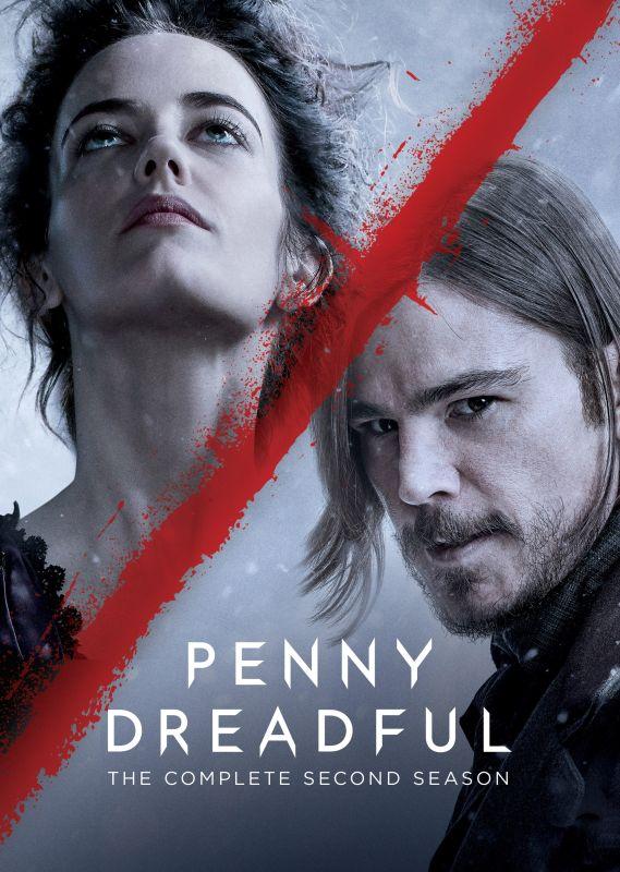 Penny Dreadful: Season Two [3 Discs] [DVD] 4401208
