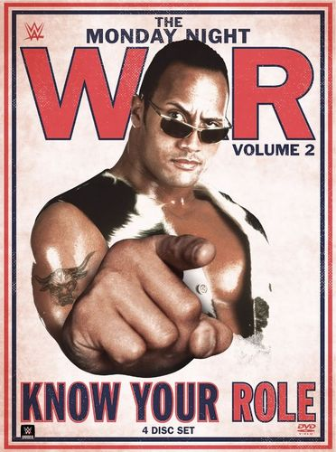 WWE: Monday Night War, Vol. 2 - Know Your Role [Blu-ray] [2015] 4401400
