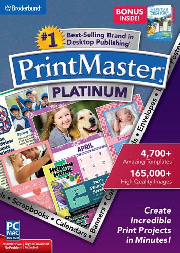 PrintMaster Platinum (1 User) - Windows|Mac