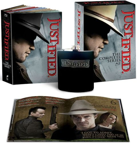 Justified: The Complete Series [Blu-ray] 4405000