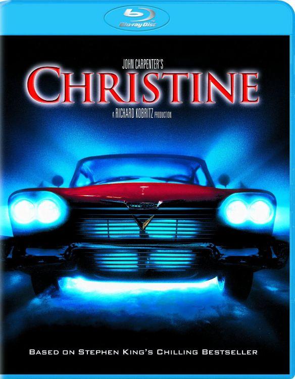 Christine [Includes Digital Copy] [UltraViolet] [Blu-ray] [1983] 4405002