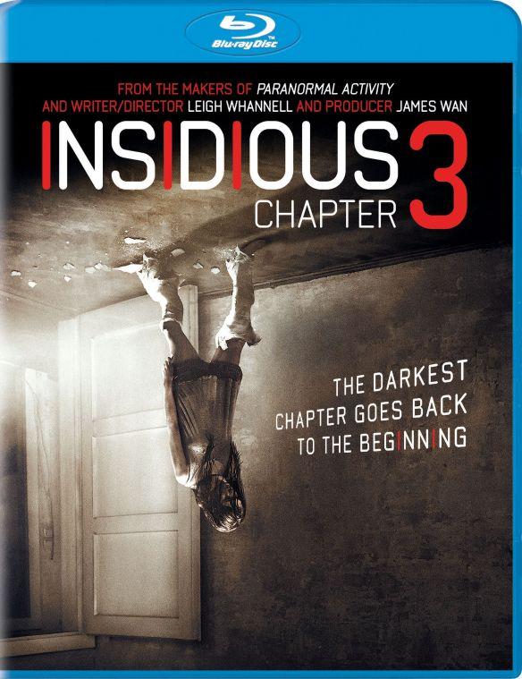 Insidious: Chapter 3 [Blu-ray] [2015] 4405007