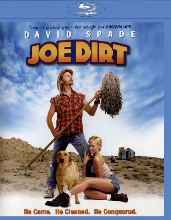 Joe Dirt [Includes Digital Copy] [UltraViolet] [Blu-ray] [2001] 4405700