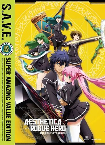 Aesthetica of a Rogue Hero: The Complete Series - S.A.V.E. [DVD] 4407009