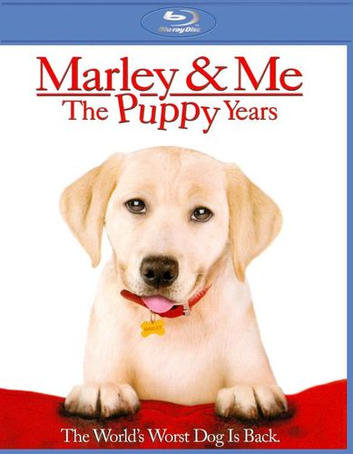 Marley & Me: The Puppy Years [Blu-ray] [2011] 4407607
