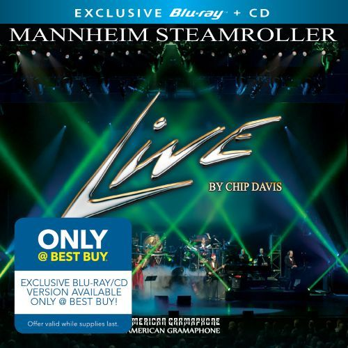 Live [Only @ Best Buy] [CD & Blu-Ray] 4415904