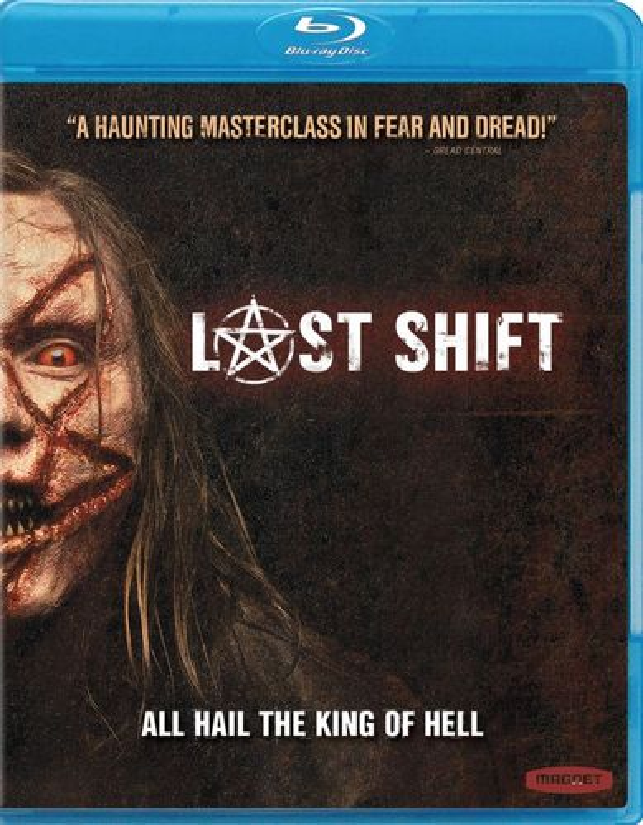 Last Shift [Blu-ray] [2014] 4423510