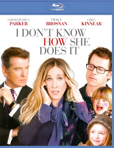 I Don't Know How She Does It [Blu-ray] [2011] 4423905