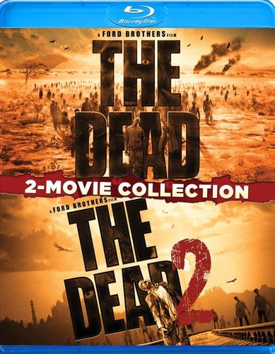 The Dead/The Dead 2 [Blu-ray] 4428606