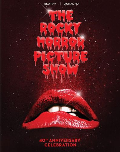 The Rocky Horror Picture Show [40th Anniversary] [Blu-ray] [1975] 4428630