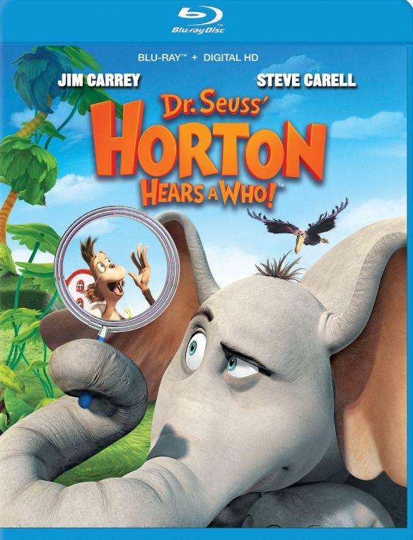 Horton Hears a Who [Blu-ray] [2008] 4428647