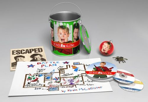 Home Alone [Ultimate Collector's Edition] [Blu-ray] [7 Discs] 4428651