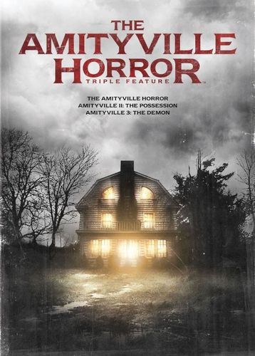 The Amityville Horror Triple Feature [3 Discs] [DVD] 4428654