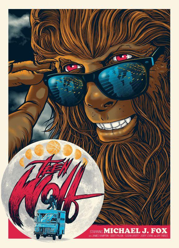 Teen Wolf [DVD] 4428658