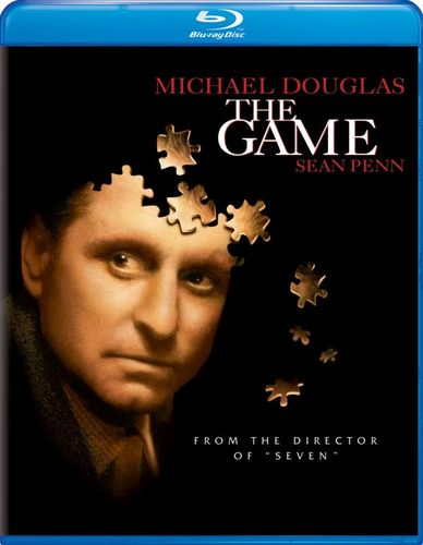 The Game [Blu-ray] [1997] 4429418