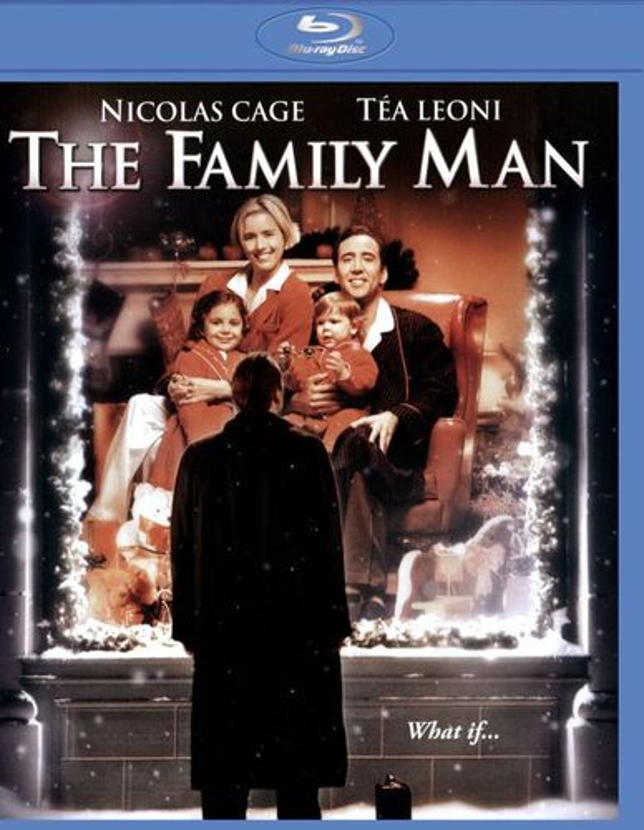 The Family Man [Blu-ray] [2000] 4429422