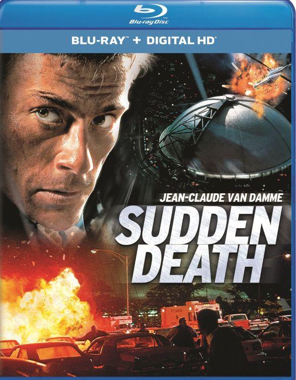Sudden Death [Includes Digital Copy] [UltraViolet] [Blu-ray] [1995] 4429428