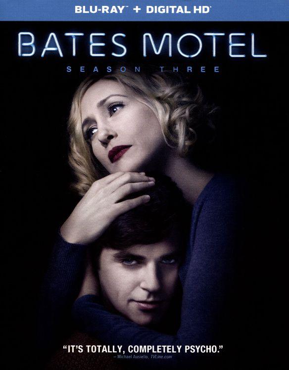 Bates Motel: Season Three [Includes Digital Copy] [UltraViolet] [Blu-ray] [2 Discs] 4429437