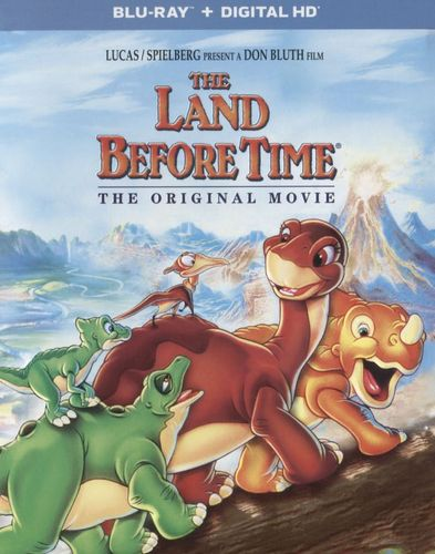 The Land Before Time [Includes Digital Copy] [UltraViolet] [Blu-ray] [1988] 4429440