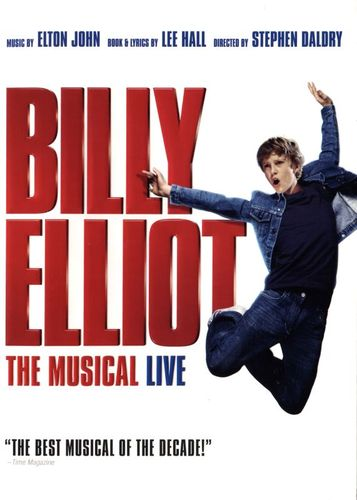 Billy Elliot: The Musical - Live [DVD] [2014] 4429442