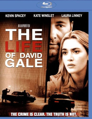 The Life of David Gale [Blu-ray] [2003] 4429447
