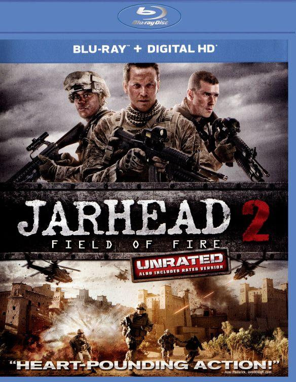 Jarhead 2 [Includes Digital Copy] [UltraViolet] [Blu-ray] [2014] 4429455