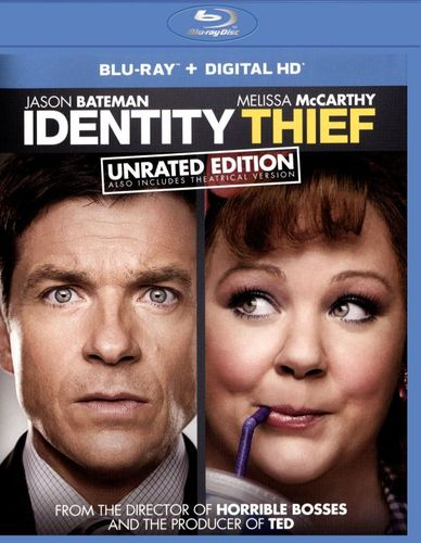 Identity Thief [UltraViolet] [Includes Digital Copy] [Blu-ray] [2013] 4429457