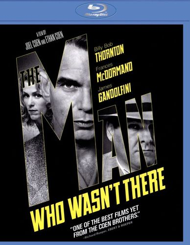 The Man Who Wasn't There [Blu-ray] [2001] 4429470