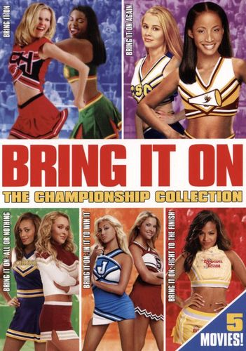 Bring It On: The Championship Collection [3 Discs] [DVD] 4429485