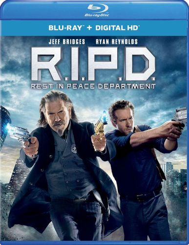 R.I.P.D. [Includes Digital Copy] [UltraViolet] [Blu-ray] [2013] 4434702